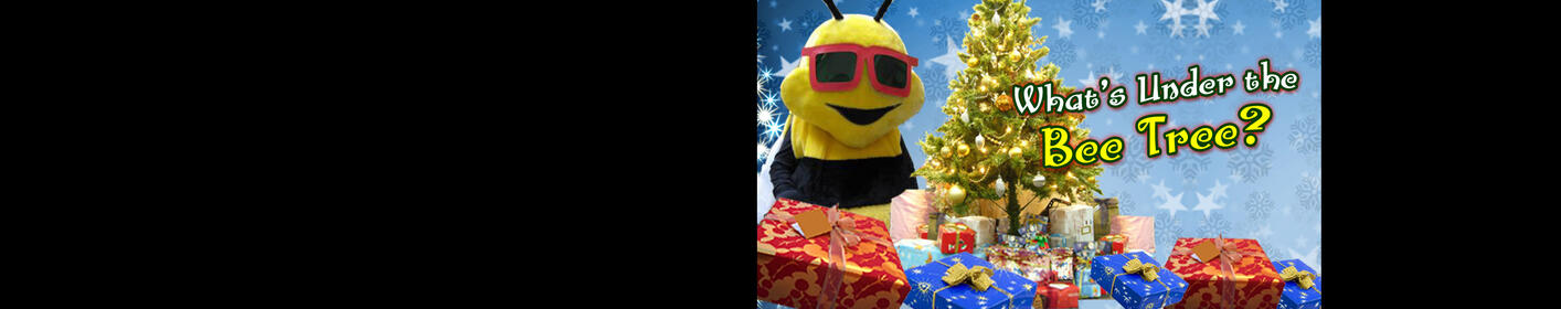 PLAY, MATCH AND WIN! 'What's Under the Bee Tree Match Game' is BACK for the Holidays!
