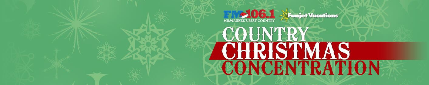 Christmas Concentration: 6:20 & 8:20am WIN a trip to Cancun & more!