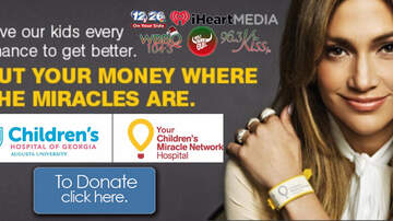 WBBQ's Cares for Kids Radiothon - BECOME A MIRACLE MAKER!