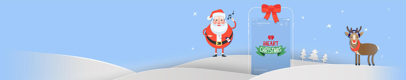 Kick Off The Holiday Season With Your Favorite Christmas Songs!