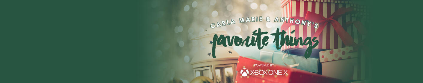 Carla Marie and Anthony are making all your holiday wishes come true!