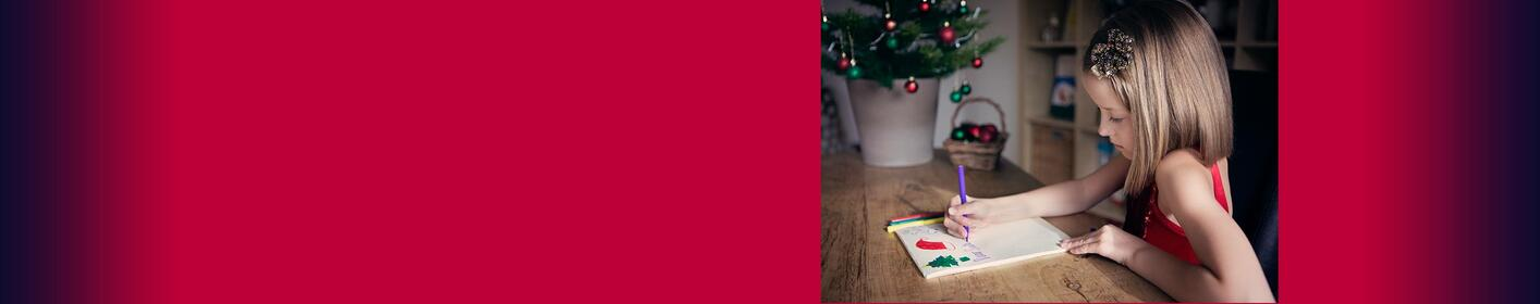 Send Us Your Letter To Santa! You could win a $1,500 Tutoring Scholarship from Sylvan Center or a Visa Gift Card from Salem Creek