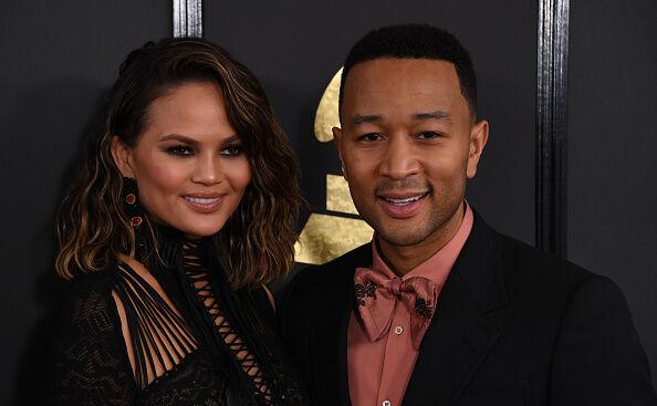 John Legend and Chrissy Teigen - Getty Images