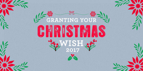 800 KXIC and iHeartRadio Want To Help Grant Your Christmas Wish This Holiday Season!!