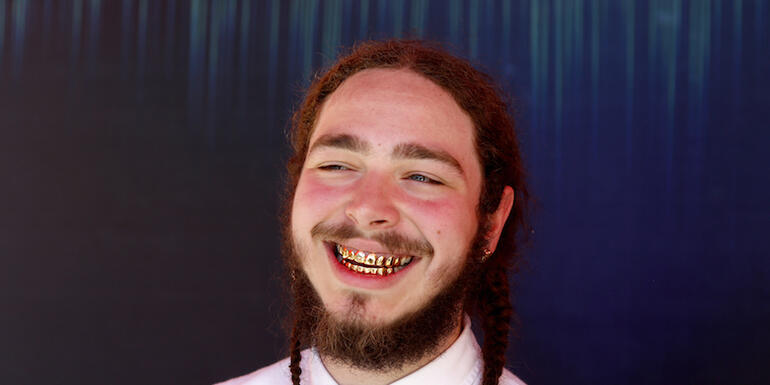 Post Malone Says He Was Not Dissing Hip Hop