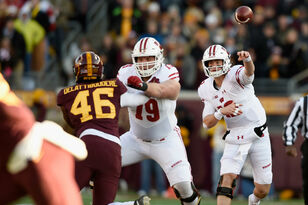 Badgers Postgame: Alex Hornibrook