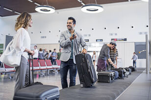 This Trick Will Ensure Your Luggage Is The First To Come Off The Plane
