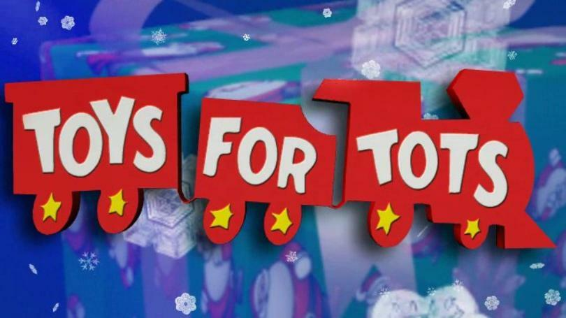 Omaha Police & Fire Departments Collecting Gifts For Toys For Tots