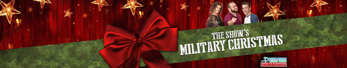 The Show's Military Christmas Bonus