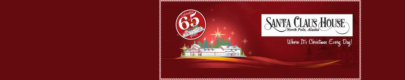 Make the Santa Claus House your Holiday Tradition >