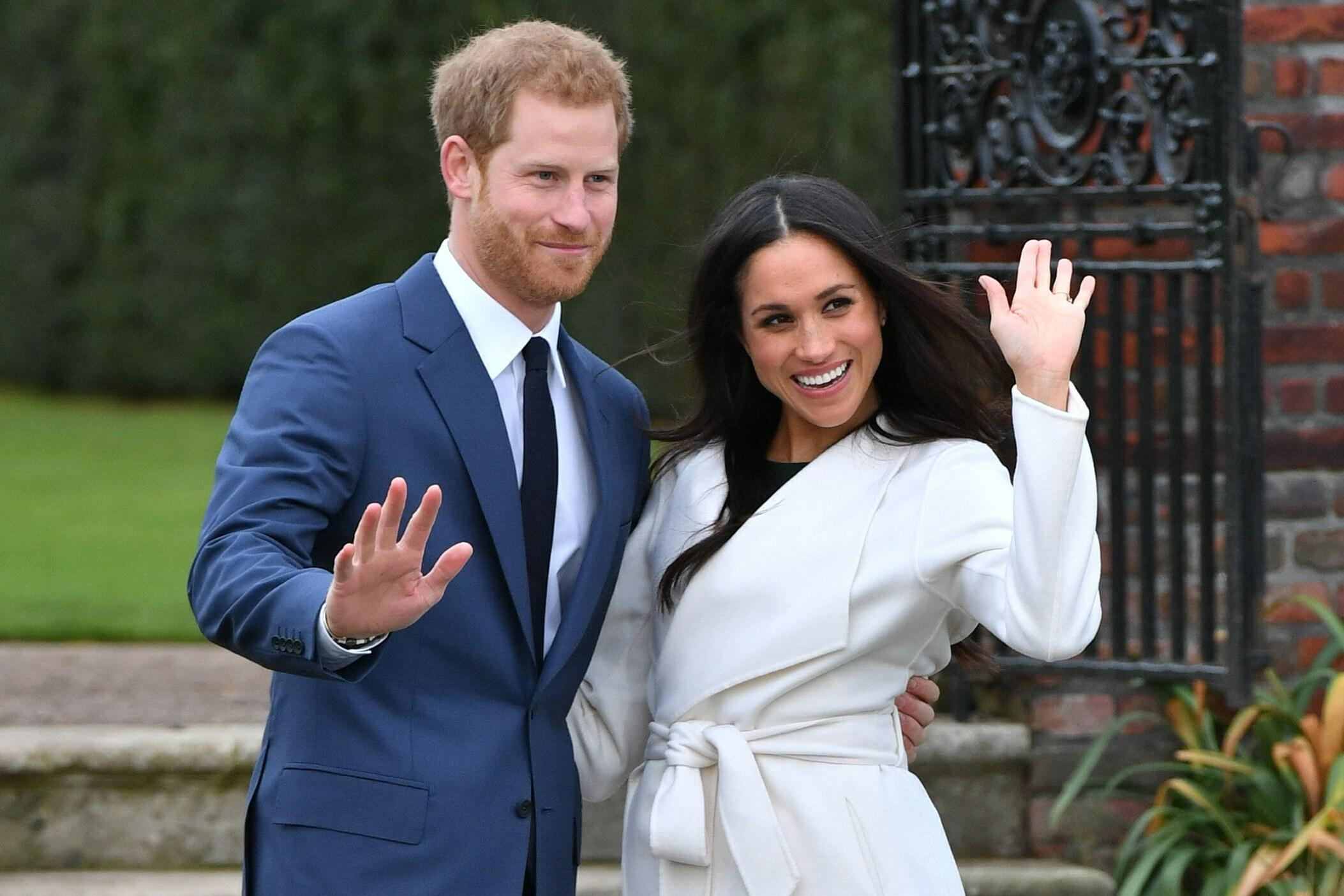 Prince Harry Wedding Date.Prince Harry Meghan Markle Set Official Wedding Date 93 7 The Bull