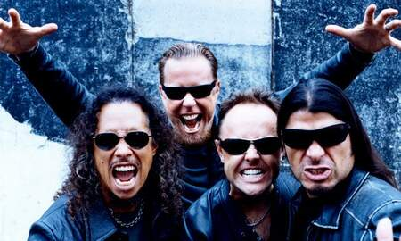 Karah Leigh - Metallica Donating $1 Million To Community Colleges, Including Lone Star