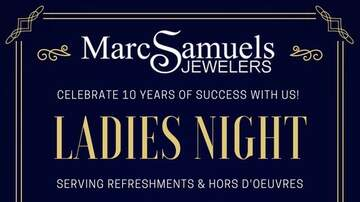 Photos: KISS pics - Marc Samuels Jewelers Ladies Night 10.26.2017