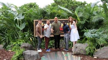 Photos - Jumanji Welcome to the Jungle