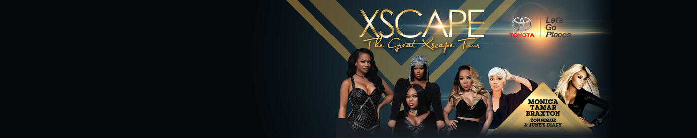 Click here for a chance to win the V103 & Toyota VIP Great Xscape Tour Hookup.