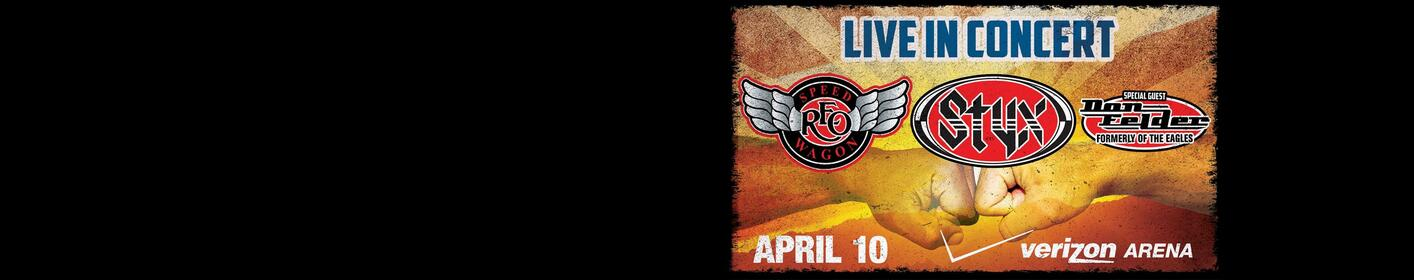 Win Your Free Tickets To See REO Speedwagon And Styx From BIG 94.9!