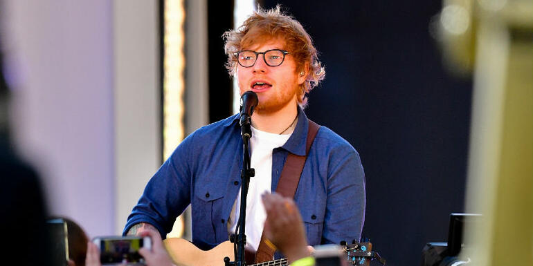 Hospital Launches Policy Review After Staff Asks Ed Sheeran For Photos