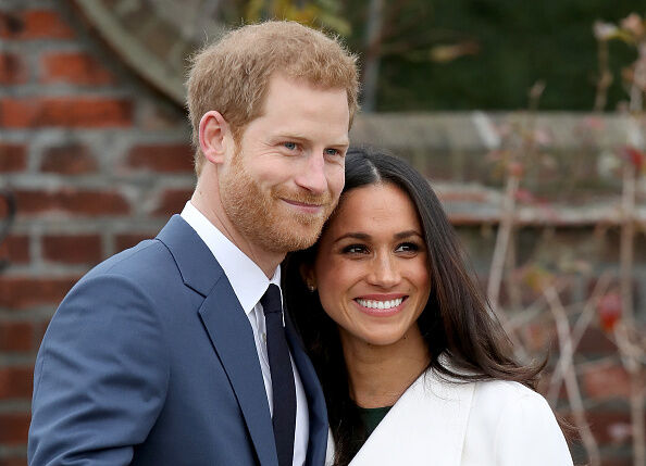 Prince Harry and Meghan Markle - Getty Images