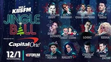 102.7 KIIS FM's Jingle Ball - Everything You Need To Know About #KIISJingleBall!