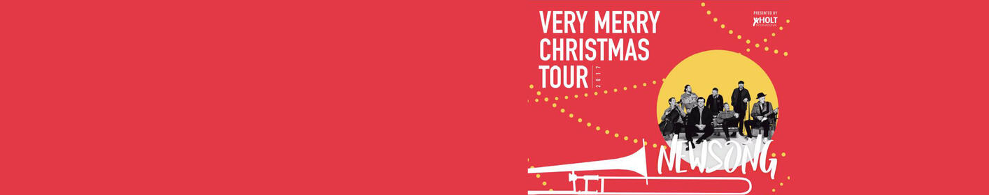 Enter to win a pair of tickets to NewSong's Verry Merry Christmas Tour in Pascagoula