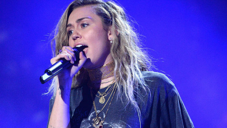 Miley Cyrus Wears Shaun White's Gold Medal In New Instagram Post | 2018 Winter Olympics | DC101