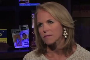 Katie Couric Said Matt Lauer Pinched Her On The Ass On 'Today' Back In 2012