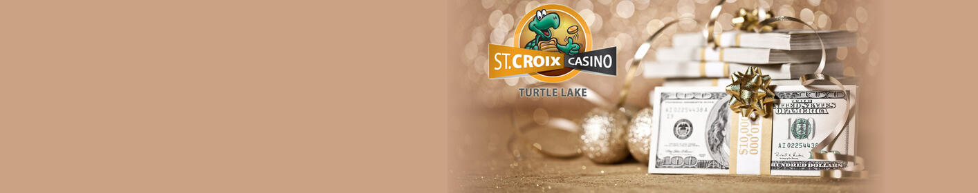 Listen to score KOOL Christmas Cash powered by St. Croix Casino - Turtle Lake!