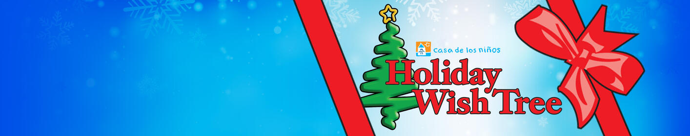 We're joining Casa De Los Niños to help those in need have a better Christmas!