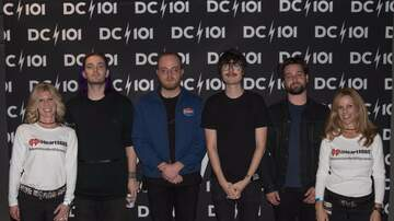 DC101 Office Party - Joywave Meet and Greet At DC101 Office Party 2017