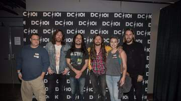 DC101 Office Party - J Roddy Walston and the Business Meet and Greet At DC101 Office Party 2017