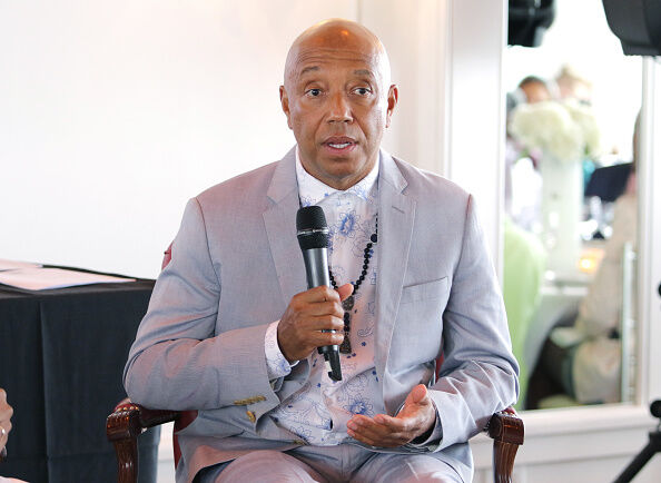 Russell Simmons - Getty Images
