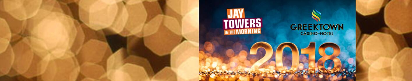Ring in the New Year with Jay Towers