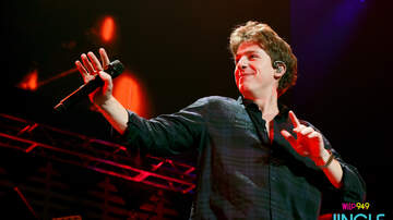 Jingle Ball - Charlie Puth Celebrates at WiLD 94.9's Jingle Ball
