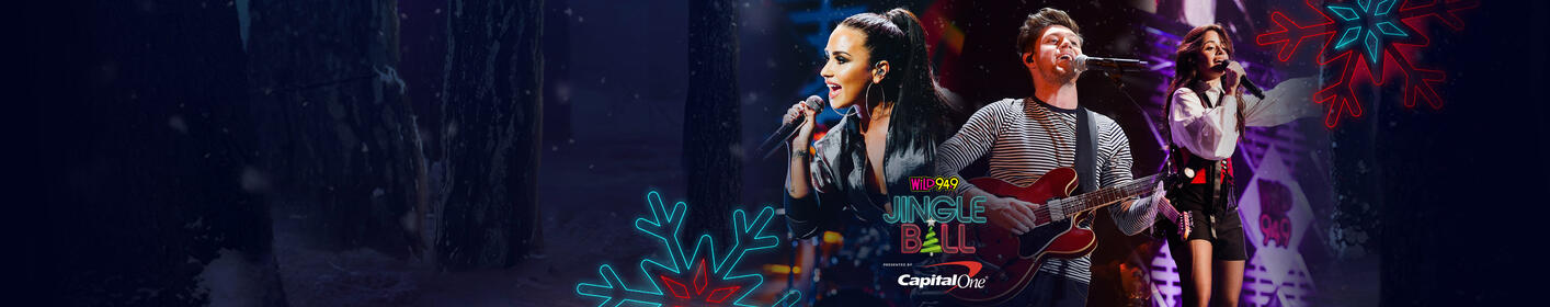 PHOTOS & MORE: WiLD 94.9 Jingle Ball presented by Capital One