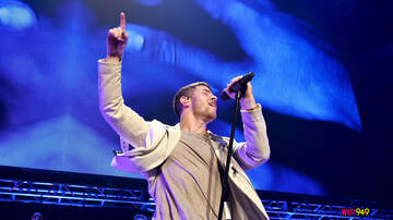 Jingle Ball - We LOVED Nick Jonas at WiLD 94.9's Jingle Ball