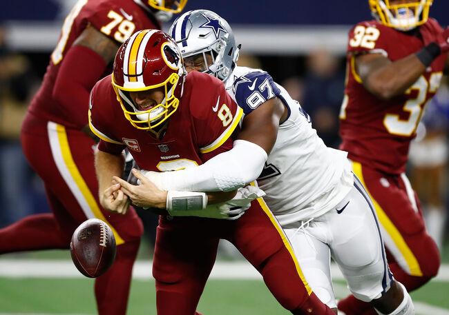 Washington Redskins vs. Dallas Cowboys
