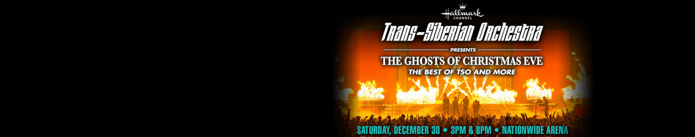 Trans-Siberian Orchestra Ghosts of Christmas Eve Ticket Giveaway