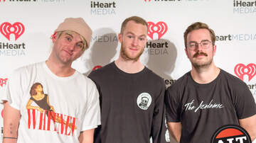 ALT 1063 - Check This Out - PHOTOS: ALT 106.3's Basement Session with Judah & The Lion