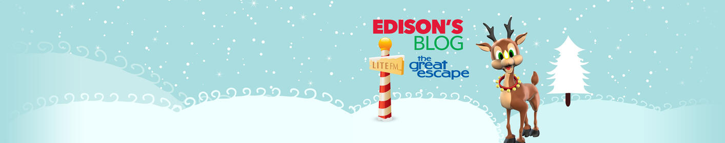 Click here to see what's going on with Edison!