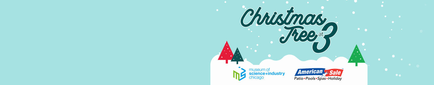 Listen weekdays to win a Christmas Tree!