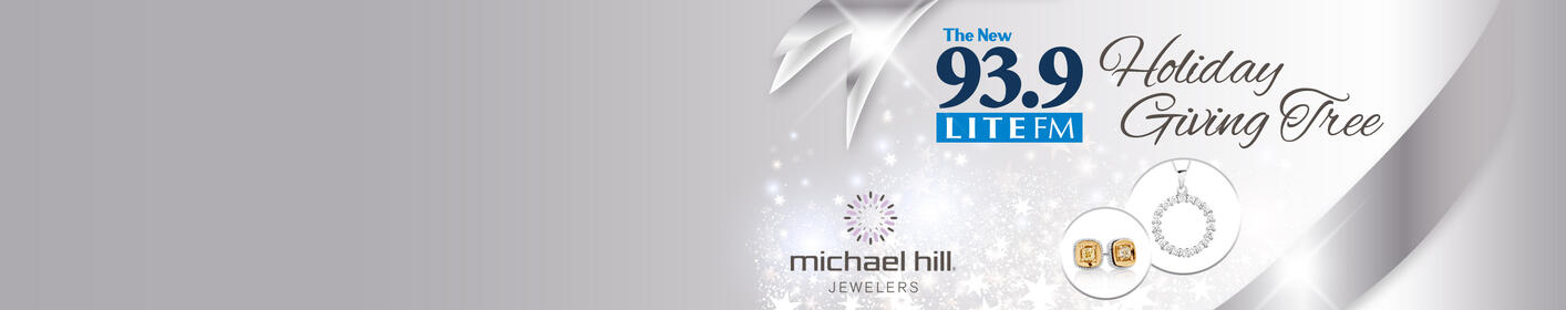 Click here to enter for a chance to win a gift from the Michael Hill Holiday Giving Tree
