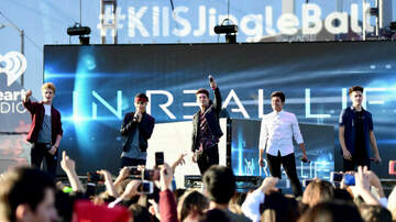 Jingle Ball - In Real Life Brings The Holiday Cheer To #KIISJingleBall Village