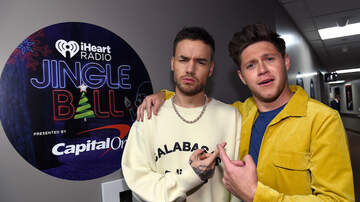 Jingle Ball - Niall Horan & Liam Payne Had A Mini One Direction Reunion