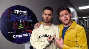 Jingle Ball - Niall Horan & Liam Payne Had A Mini One Direction Reunion
