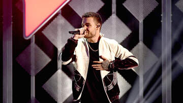 Jingle Ball - Liam Payne Covers Charlie Puth's Attention Before Singing Bedroom Floor