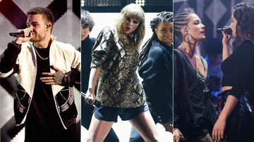 Jingle Ball - Jingle Ball: Taylor Swift Performs With Ed Sheeran & More Highlights