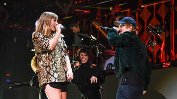 Jingle Ball - Taylor Swift Brings Ed Sheeran on Stage to Perform 'End Game'