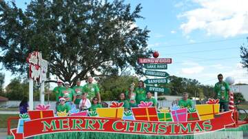 Photos - Longwood Christmas Parade 12.02.17