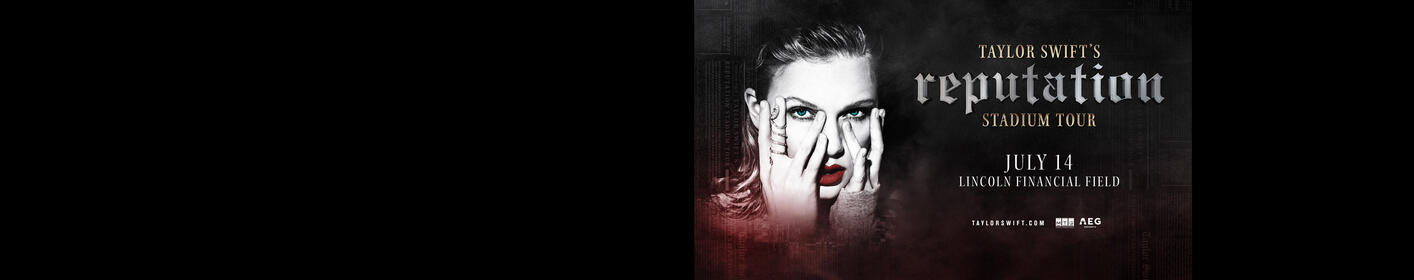 Register Here! Win Tickets to see Taylor Swift in Philly!
