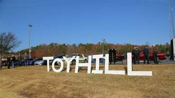 Photos - Toy Hill Weekend Saturday Photos (12.2.17)